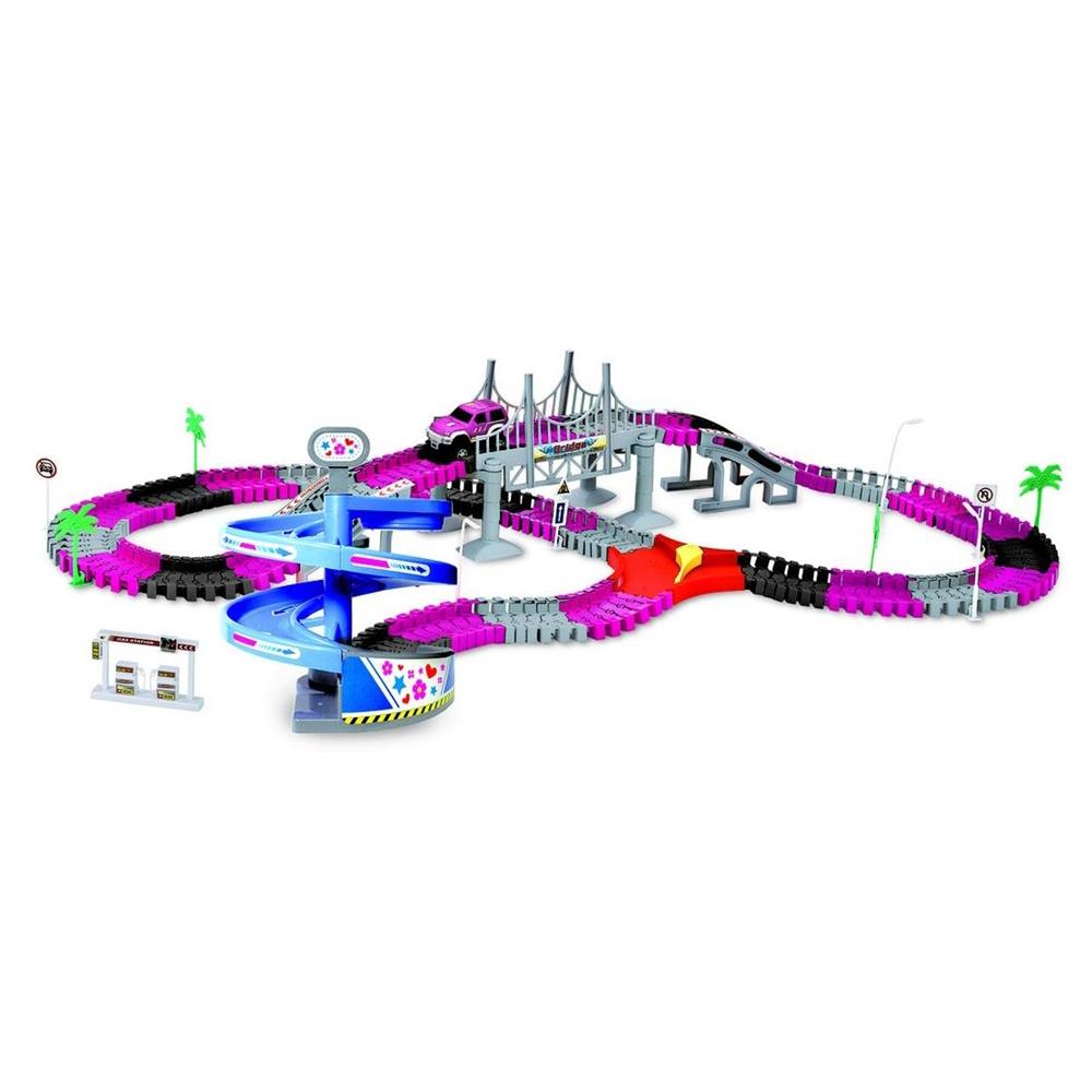 Игровой набор гибкий трек Мегаполис